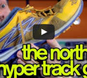 the north face hyper track guide