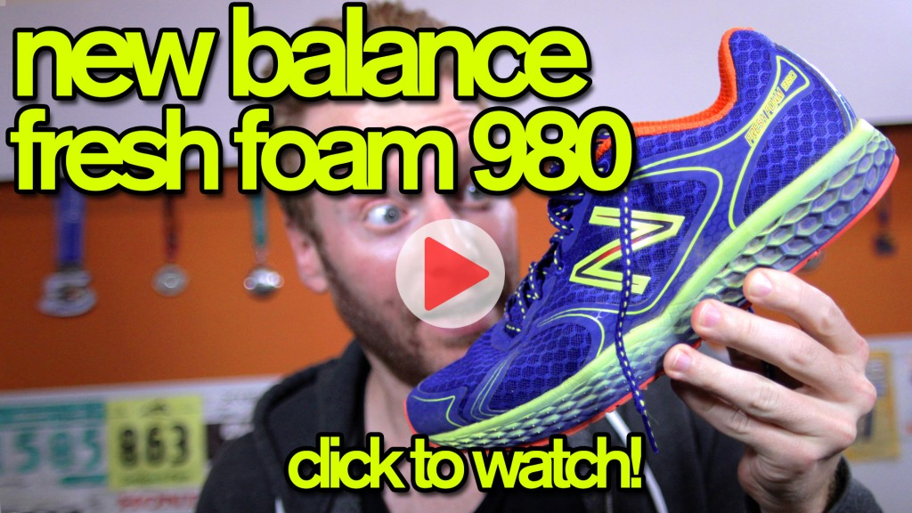 New Balance Fresh Foam 980 Review