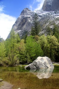 Mirror Lake, Yosemite