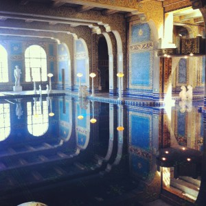 Hearst Castle Roman Bath