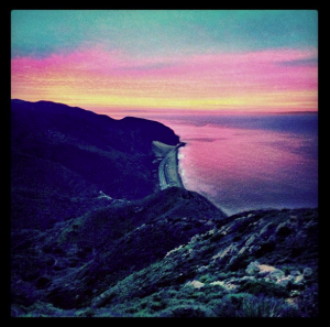 Point Mugu Sunrise