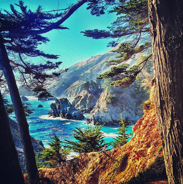 This is just a taste of Big Sur