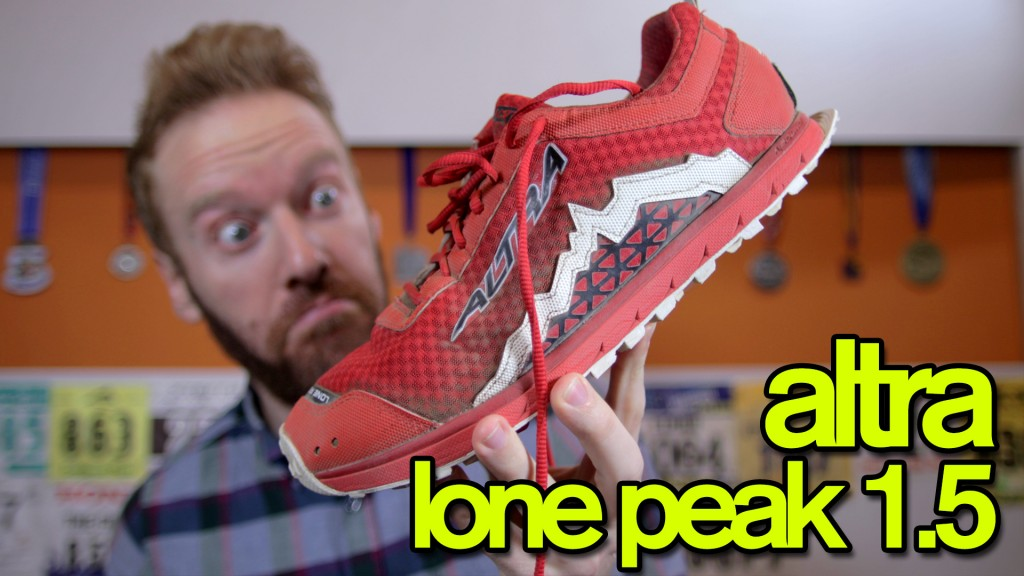 Click here to watch the Altra Lone Peak 1.5 review!